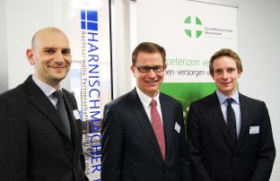 Johannes Technau - Dr Paul Lodde - Dr Christoph Buchmüller